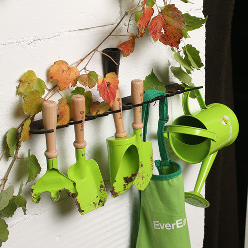 EverEarth Childrens Gardening Bag With Tools EE33646