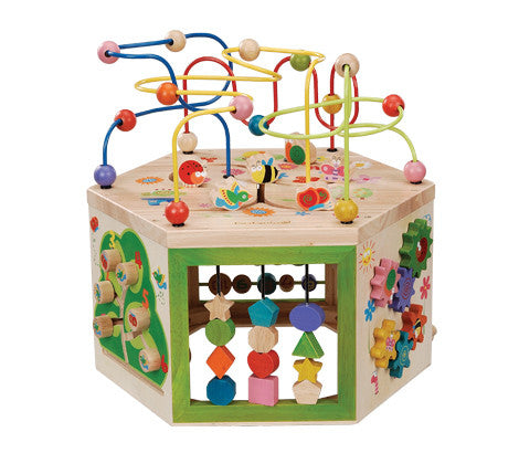 7 in 1 Garden Activity Centre - Earth Toys - 2