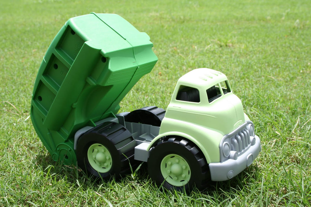 Green Toys Recycling Truck - Earth Toys - 2