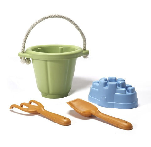 Green Toys Recycled Plastic Sand Play Set