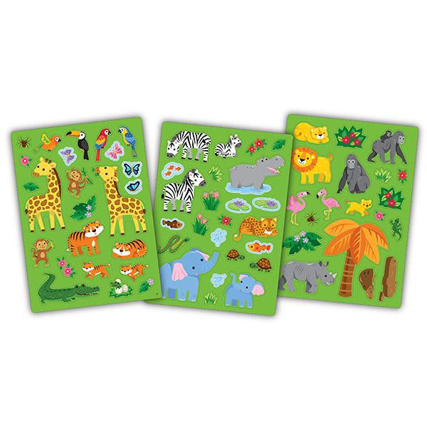 MagnaCarry - In the Jungle - Earth Toys - 2