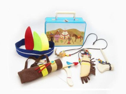 Indian Dress Up Set - Earth Toys - 1
