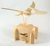 Automaton Pteranodon Wooden Kit - Earth Toys - 3