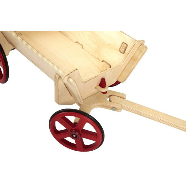 Moover Wooden Prairie Wagon - Earth Toys - 4