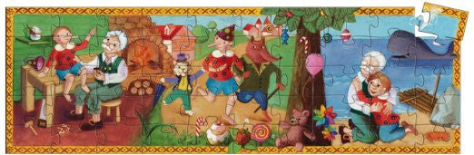 Pinocchio 36pc Puzzle - Earth Toys - 2