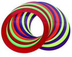 Juggling Rings - Earth Toys