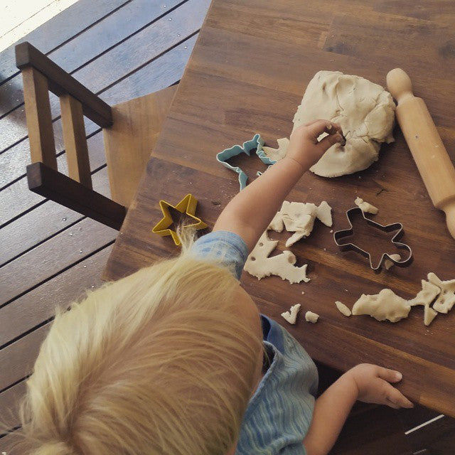 Wooden Table and Chairs - Earth Toys - 3