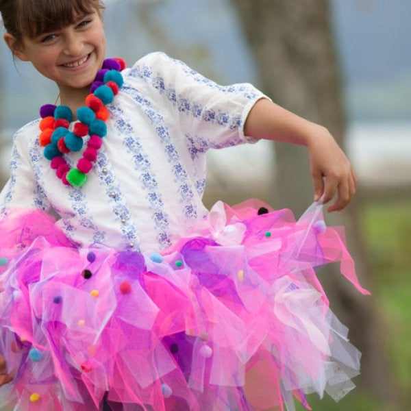 Seedling - Design your own Tutu kit - Earth Toys - 3