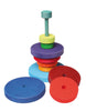 Wooden Stacking Tower - Earth Toys - 2
