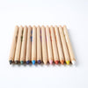 Lyra Super Ferby Nature Pkt of 12 Pencils - Earth Toys - 3