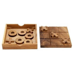 Tic Tac Toe - O & X - Earth Toys