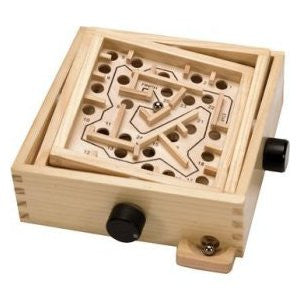 Wooden Labyrinth - Earth Toys