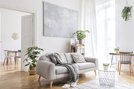 How To Create A Scandi Style Living Room
