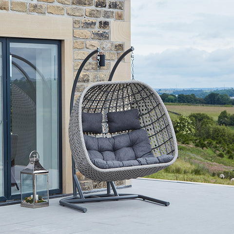 Pacific Lifestyle Double Hanging Chair