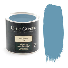 Little Greene - 104 - Blue Verditer