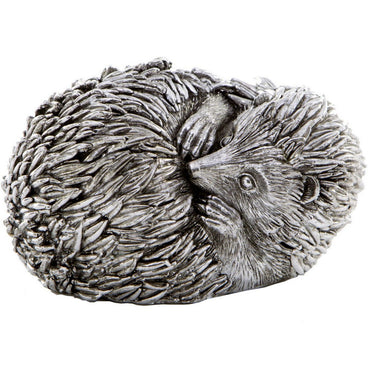 Curled Hedgehog Sculpture
