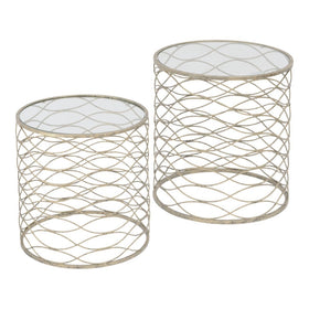 Libra Gatsby Nest of Tables | Taylors on the High Street