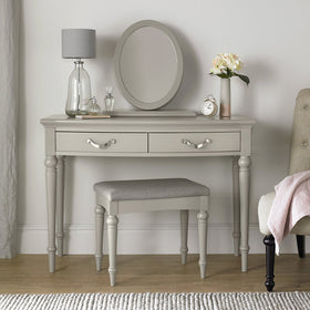 Montreux Urban Grey Dressing Table Stool