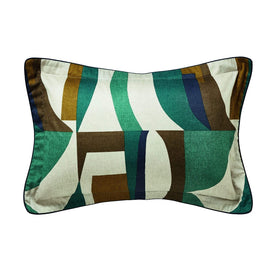 Harlequin Bodega Oxford Pillowcase | Taylors on the High Street