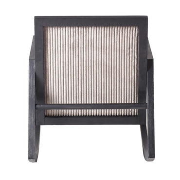 Libra Dalston Ribbed Velvet Rocking Chair | Taylors on the High Street