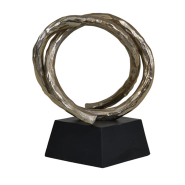 Libra Savoy Entwined Sculpture | Taylors on the High Street