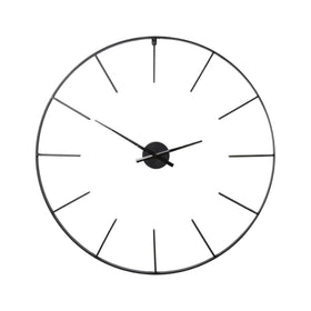 Libra Tiverton Skeleton Wall Clock | Taylors on the High Street