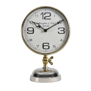 Libra Stollard Mantel Clock | Taylors on the High Street