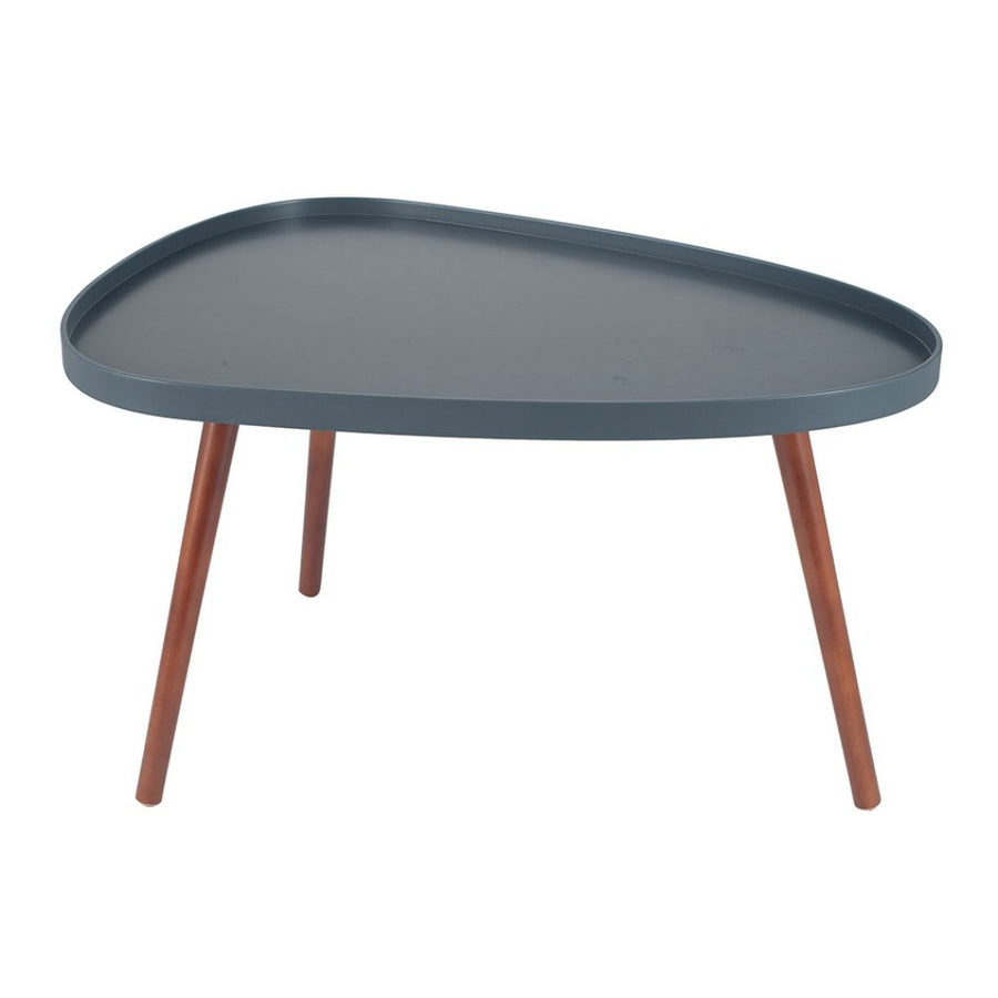 Pacific Lifestyle Clarice Pine Wood Teardrop Coffee Table | Taylors on the High Street