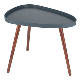 Pacific Lifestyle Clarice Pine Wood Teardrop Side Table | Taylors on the High Street