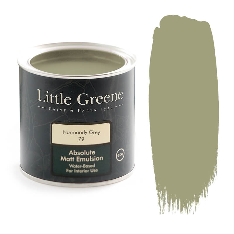 Little Greene - 079 - Normandy Grey