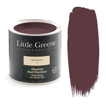 Little Greene - 007 - Adventurer