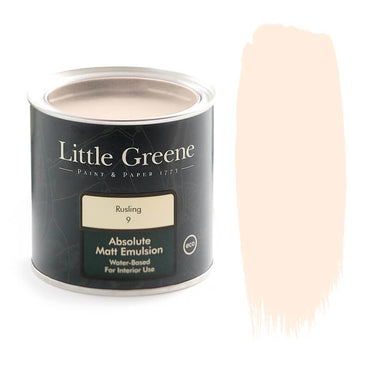 Little Greene - 009 - Rusling