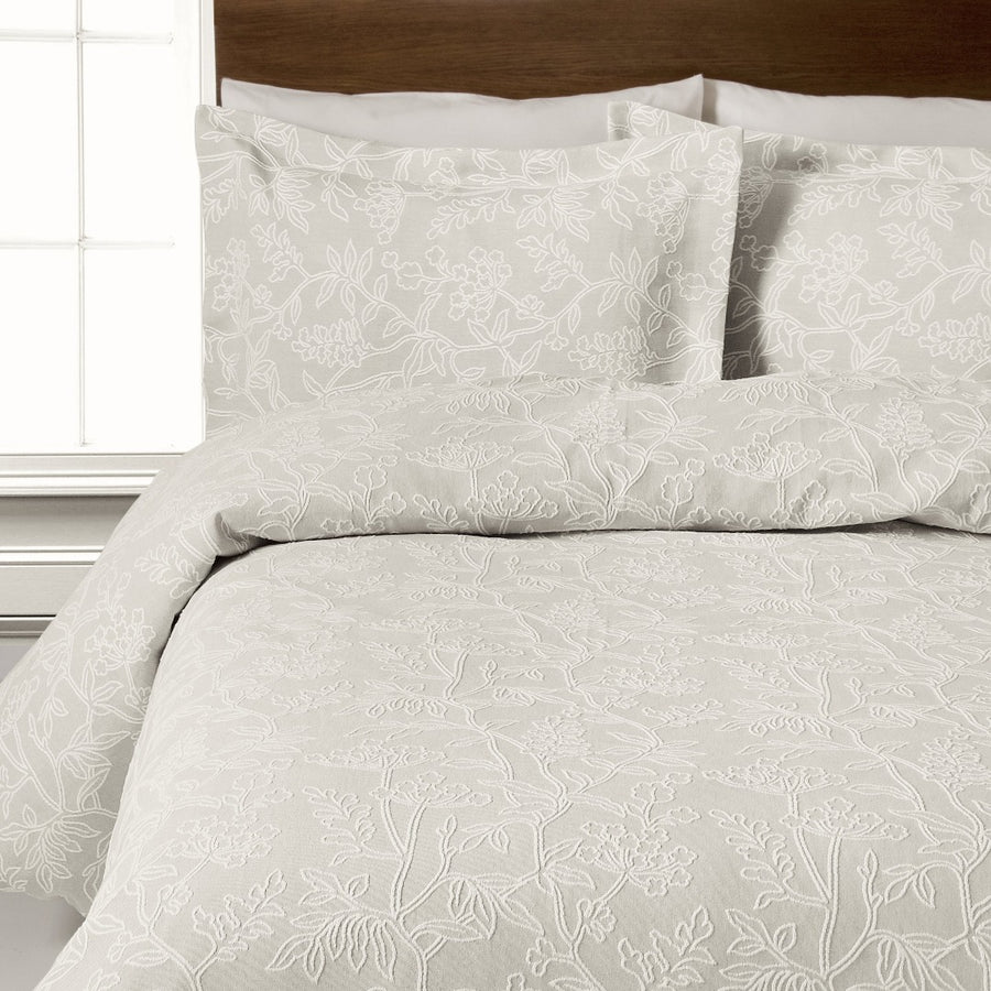 Design Port Arley Ivory Pillowcase | Taylors on the High Street