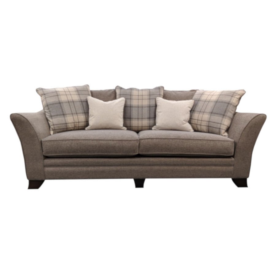 Balmoral Grand 4 Seater Sofa Pillow Back