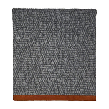Bedeck Of Belfast Alani Charcoal Quilted Throw