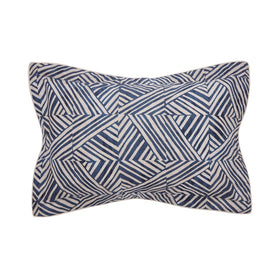 Bedeck of Belfast Konoko Oxford Pillowcase | Taylors on the High Street