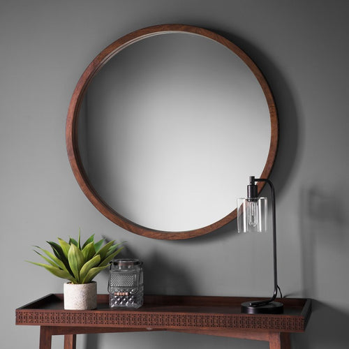 Boho Retreat Mirror