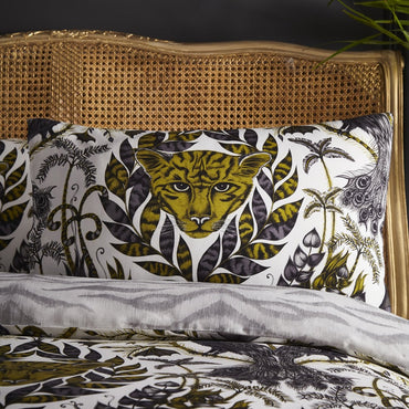 Emma Shipley Amazon Gold Pillowcase