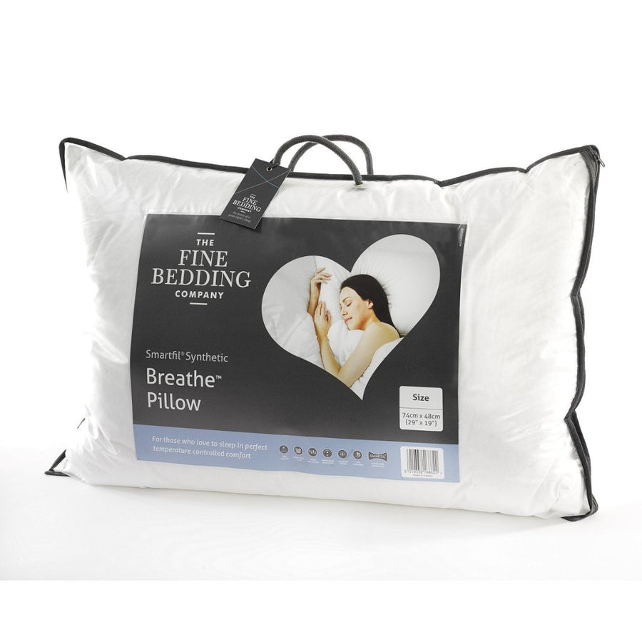 The Fine Bedding Company Breathe Pillow | Taylors on the High Street