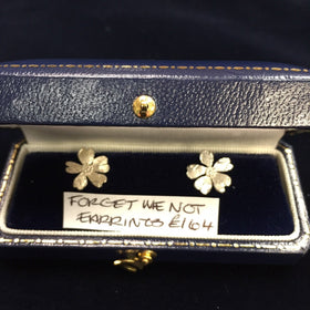 Malcolm Appleby Forget Me Not Earrings (Pair)