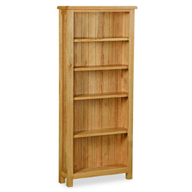 Salisbury Lite Oak Large Bookcase