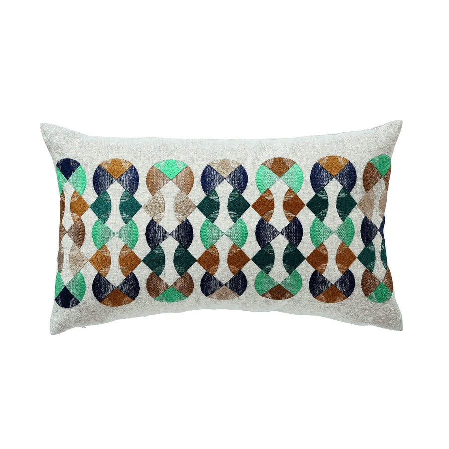 Harlequin Bodega Marine Cushion | Taylors on the High Street