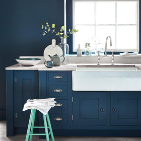 Little Greene - 208 - Hicks Blue