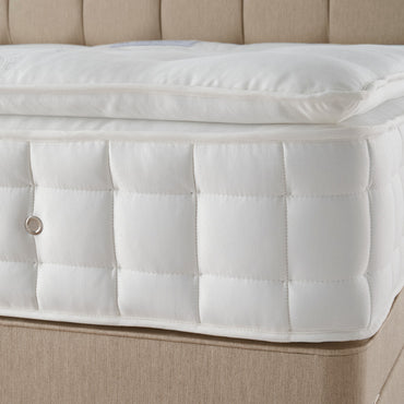 Astral Pillow Top King Divan Set