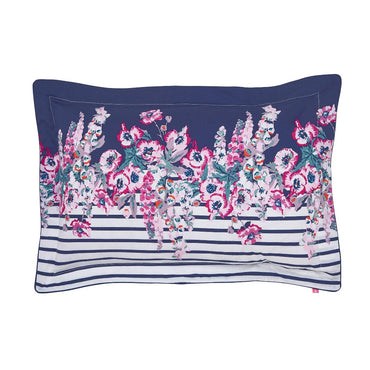 Joules Cottage Garden Oxford Pillowcase | Taylors on the High Street