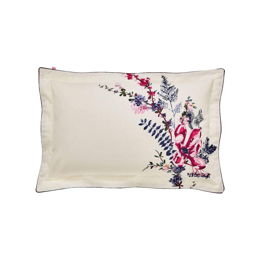 Joules Harvest Garden Oxford Pillowcase | Taylors on the High Street