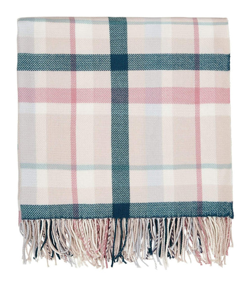 Joules Swanton Floral Throw | Taylors on the High Street