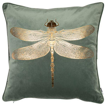 Malini Dennis Copper Cushion | Taylors on the High Street