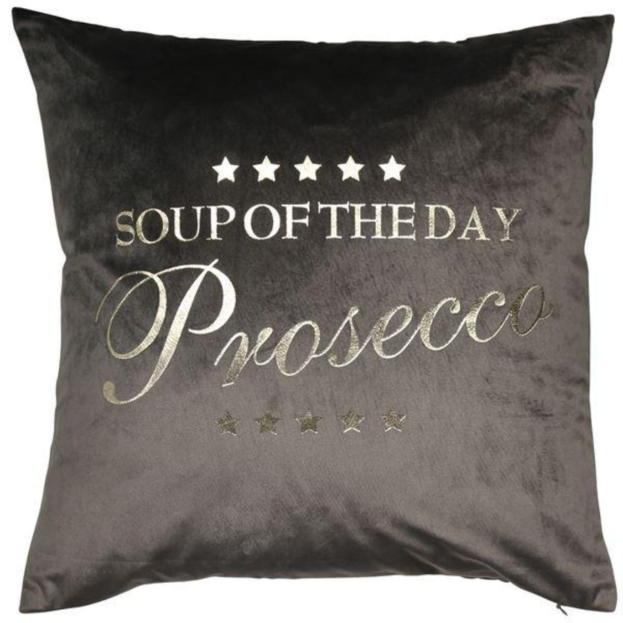 Malini Prosecco Cushion | Taylors on the High Street