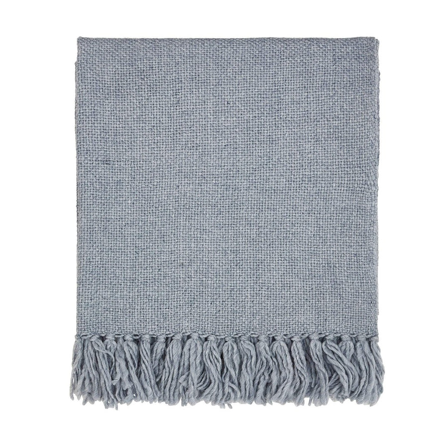 Murmur Freya Throw 130x170cm Sky Blue